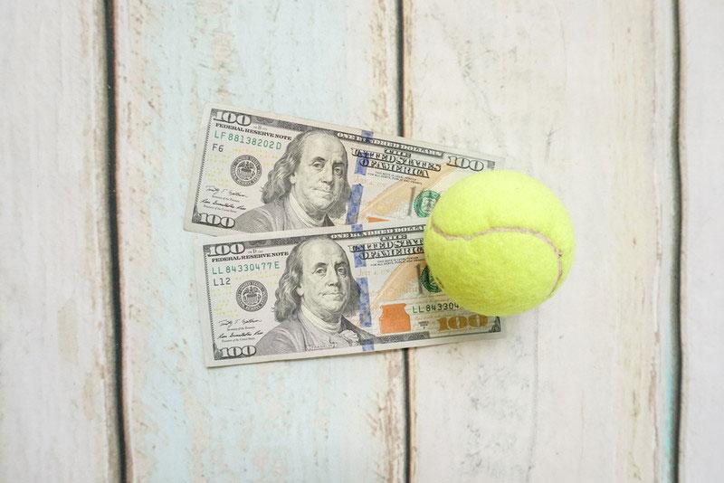 テニス ブックメーカー